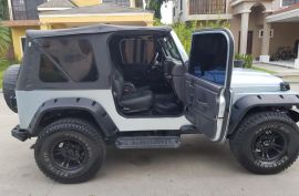 Jeep, Wrangler | 2000