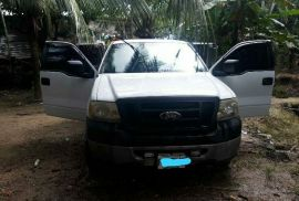 Ford extra cab 2007