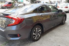HONDA CIVIC AÑO 2017