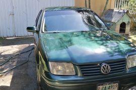 VW Jetta 2001