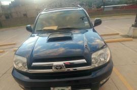 Toyota 4Runner 2004 NEGOCIABLE