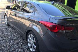 Hyundai Elantra Limited 2013