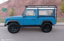 Land Rover Defender 1988