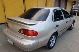 Toyota, Corolla | 2002