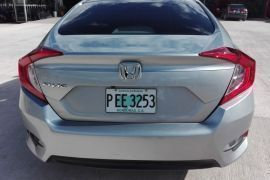Honda, Civic   2016