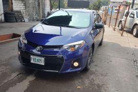 Toyota, Corolla S | 2015