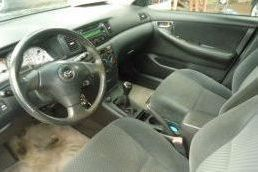 Toyota, Corolla S | 2008