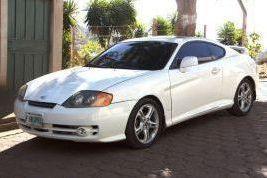 Hyundai, Tiburon | 2004