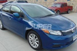 Honda, Civic EXL | 2012