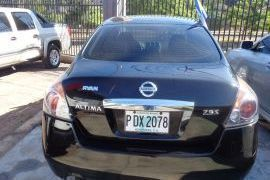 Nissan, Altima | 2011
