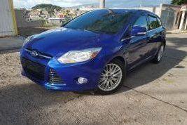 Ford, Focus | 2012