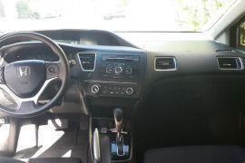Honda, Civic   2015