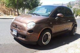 Fiat, 500 | 2014