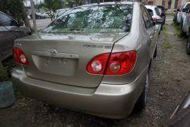 Toyota, Corolla | 2008