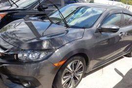 Honda, Civic Ex | 2016