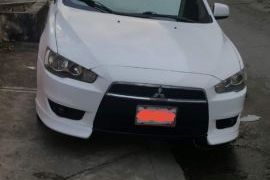Mitsubishi, Lancer GTS | 2009