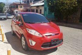 Ford, Fiesta | 2011