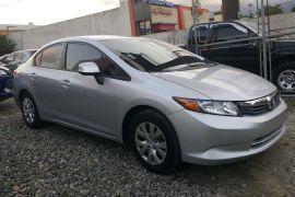 Honda, Civic | 2012