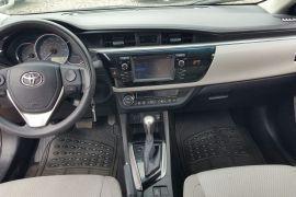 Toyota, Corolla LE   2016