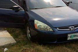 Honda, Accord | 2005