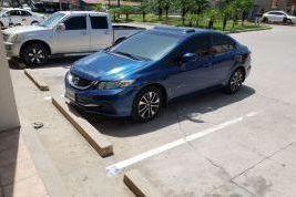 Honda, Civic Ex | 2013