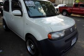 Nissan, Cube   2009