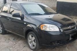 Chevrolet, Aveo | 2008