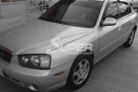 Hyundai, Elantra   2003