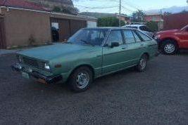 Datsun, 510 | 1980