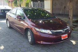 Honda, Civic | 2012