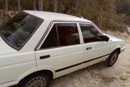 Nissan, Sentra | 1987