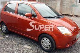 Chevrolet, Spark | 2008