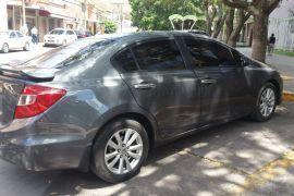 Honda, Civic EXL   2012