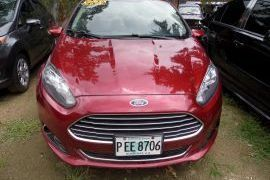 Ford, Fiesta | 2015