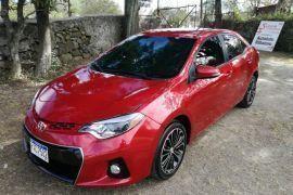 Toyota, Corolla S | 2014