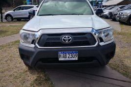 Toyota, Tacoma | 2012