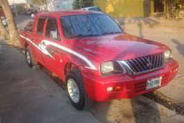 Mitsubishi, L200 | 2002