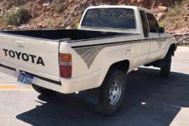 Toyota, 22R   1985