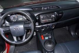 Toyota, Hilux | 2016