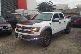 Ford, Raptor | 2013