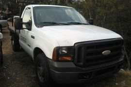 Ford, F-250 | 2007