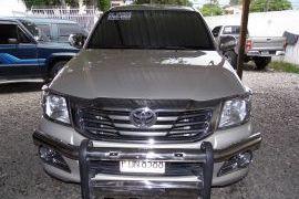 Toyota, Hilux   2014