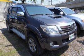 Toyota, Hilux   2013