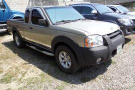 Nissan, Frontier | 2003