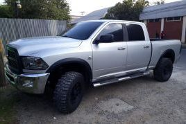 Dodge, RAM | 2012