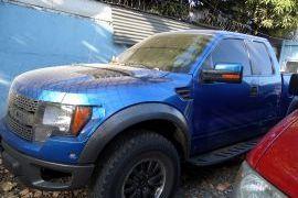 Ford, Raptor | 2010