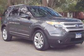 Ford, Explorer XLT | 2015