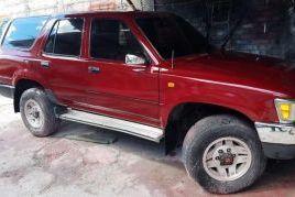 Toyota, Runner | 1992