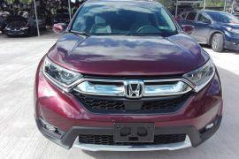 Honda, CR-V   2017