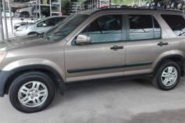 Honda, CR-V | 2004